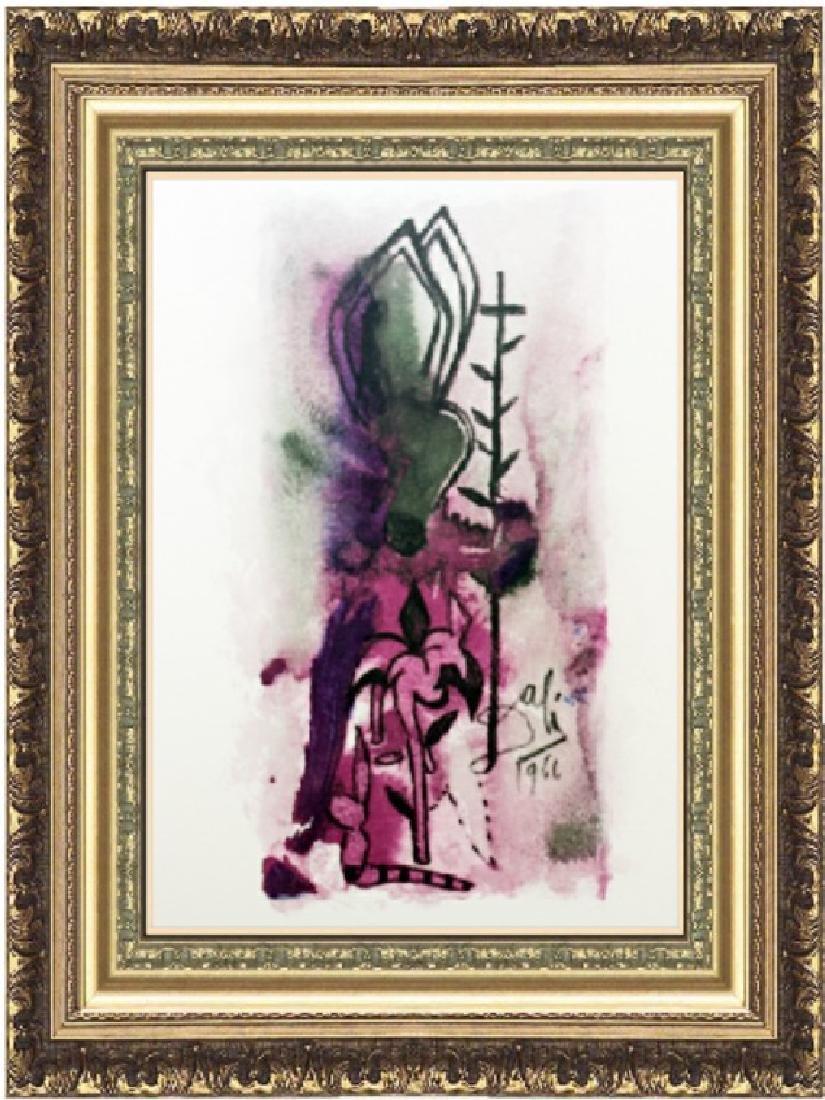 Original Lithograph by Salvador Dali