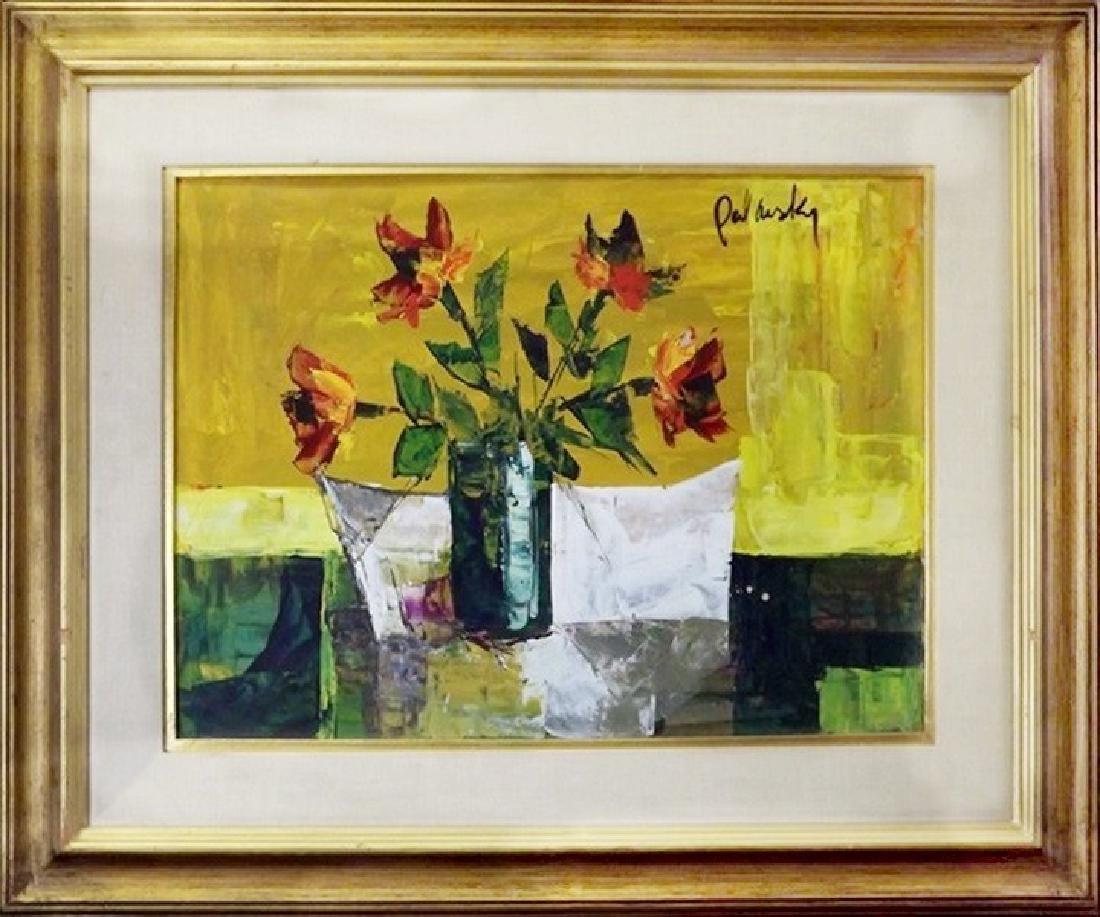 Still Life - Painting by Palasky