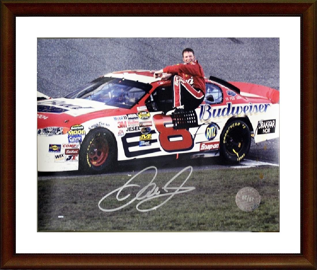 Authentic Autographed Dale Earnhardt Jr