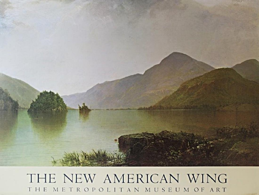 F.K. Exhibition The New American Wing 1869