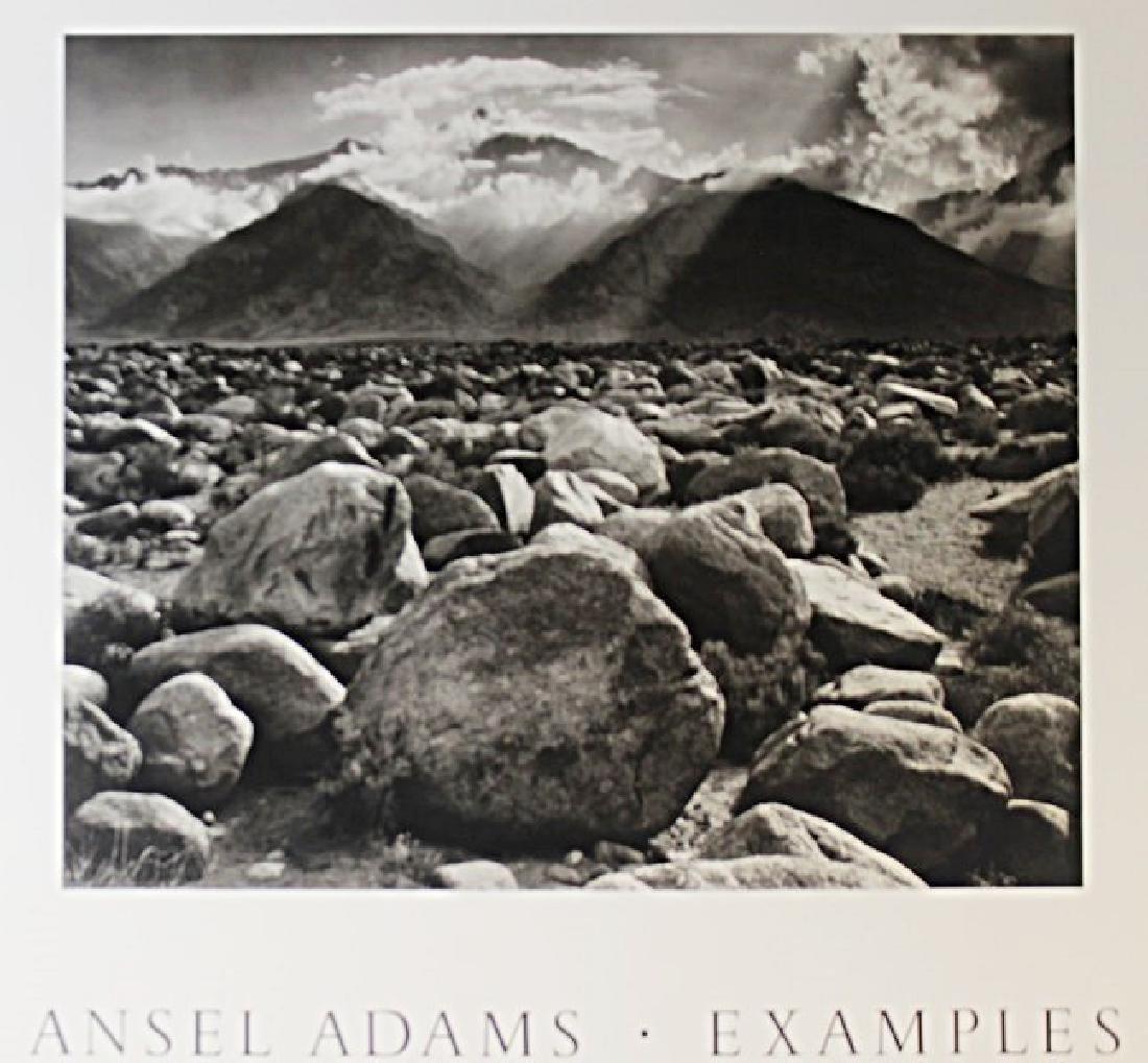 Fine Art Print Ansel Adams - Examples