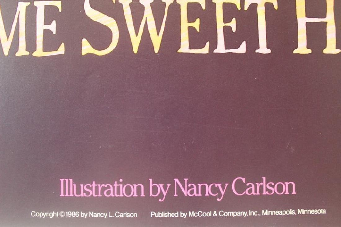 Fine Art Print Nancy Carlson - Home Sweet Home - 2