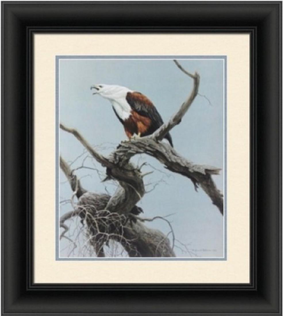 American Fish Eagle by Robert Bateman