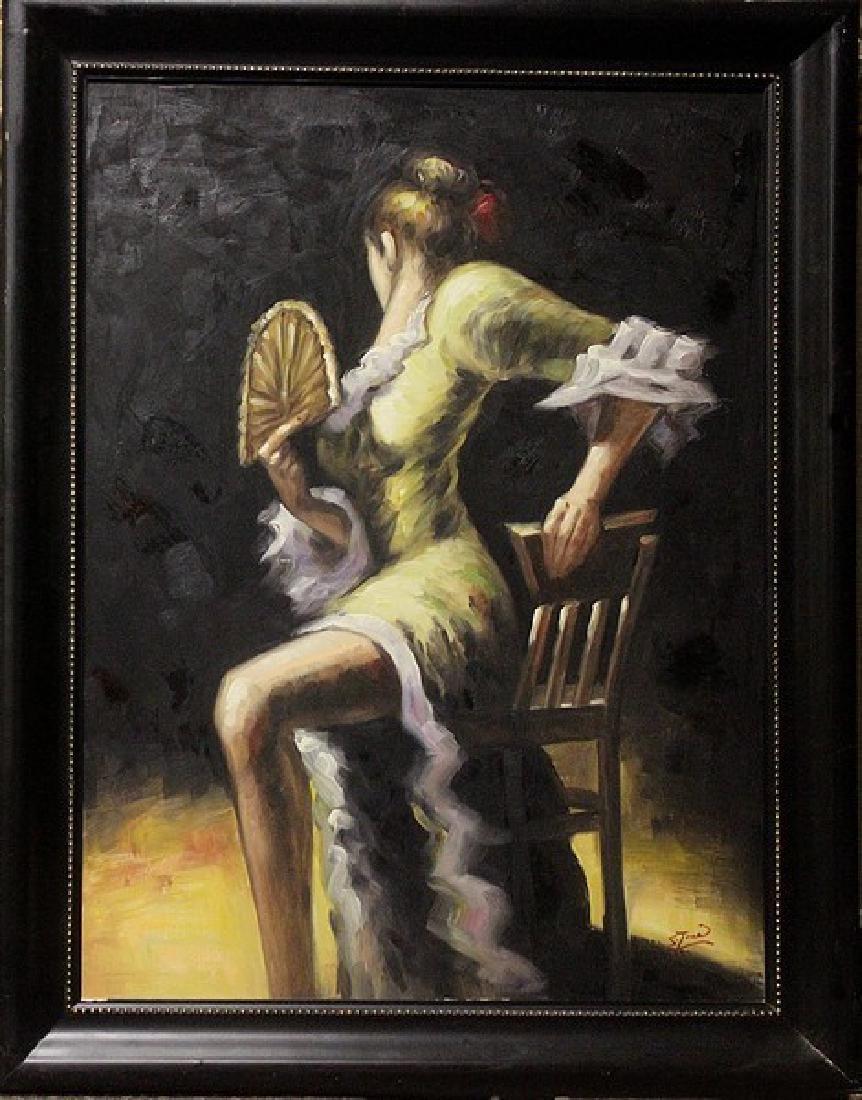 Spotlight Dancer by S. Jones