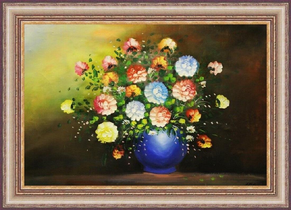 Still Life Vase by B. Elisa