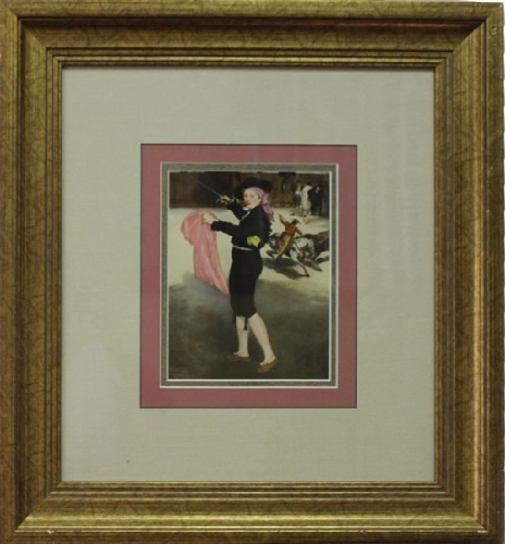 Espada 1863' - Edouard Manet