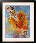 Signed Fine Art Lithograph by LeRoy Neiman