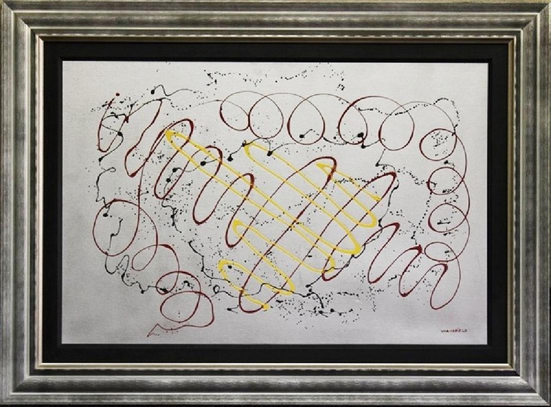 Original Painting by WAKEFIELD