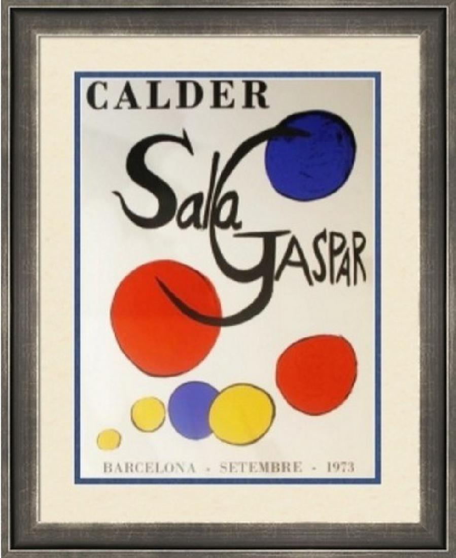 Alexander Calder - Sala Gaspar Barcelona