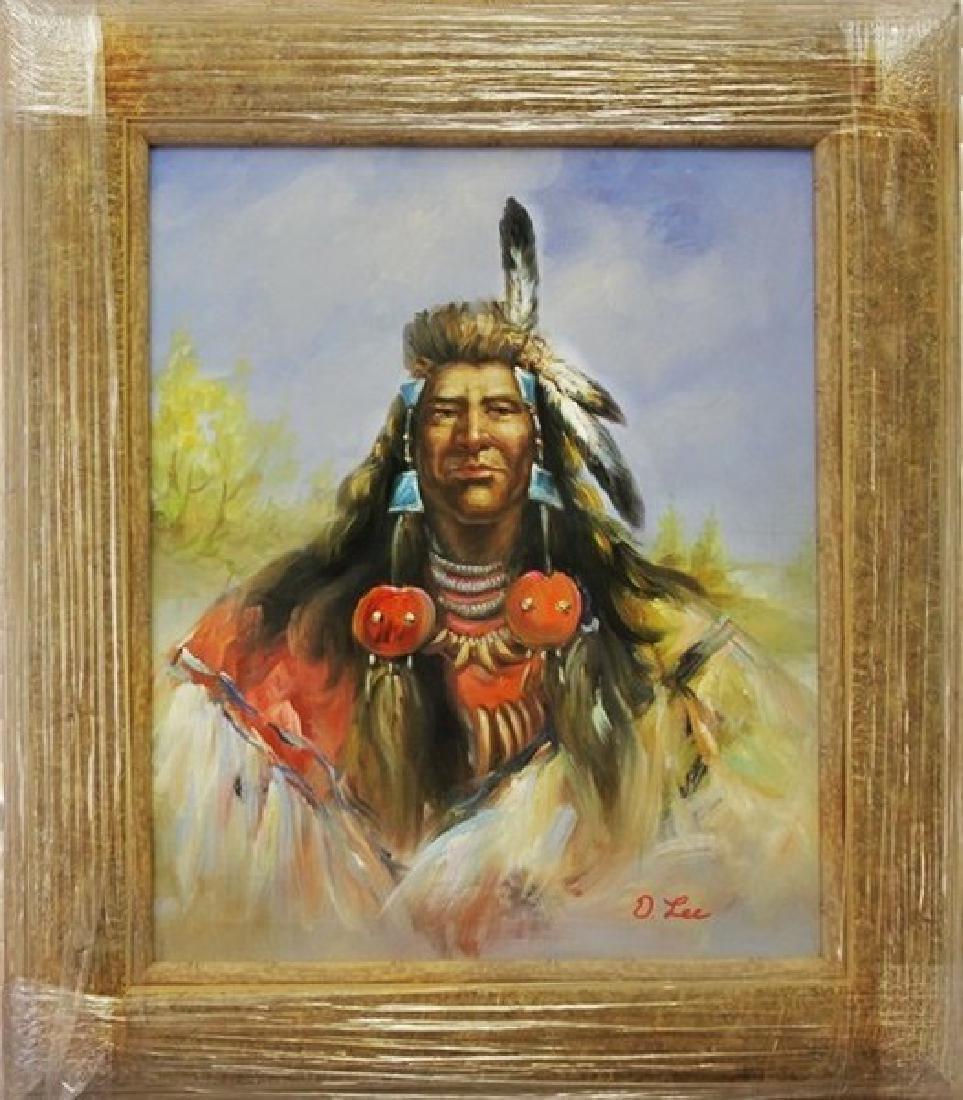 Indian Hunter - D. LEE