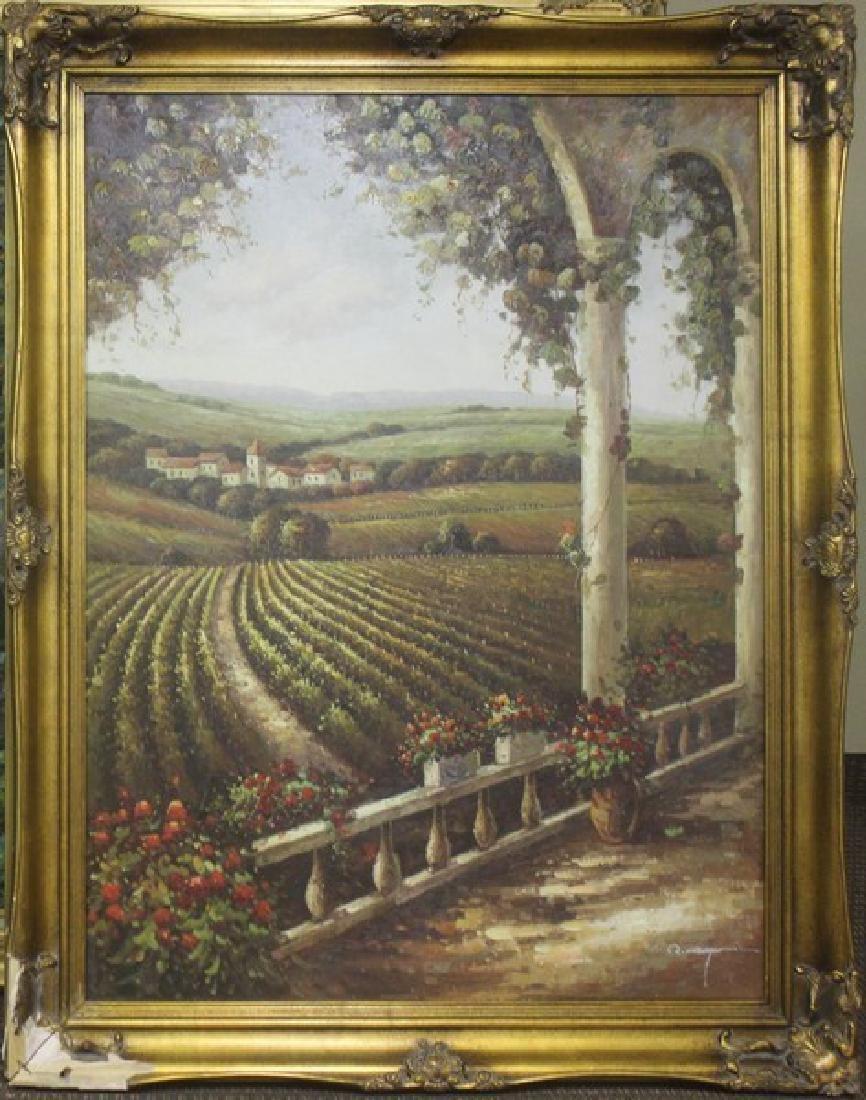 Crop Fields by Mandaya