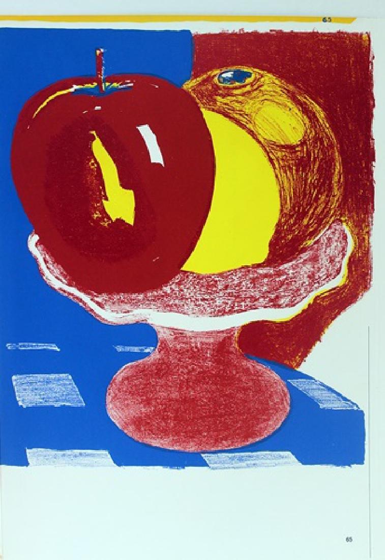 Original Lithographs Karel Appel & Tom Wesselman - 6