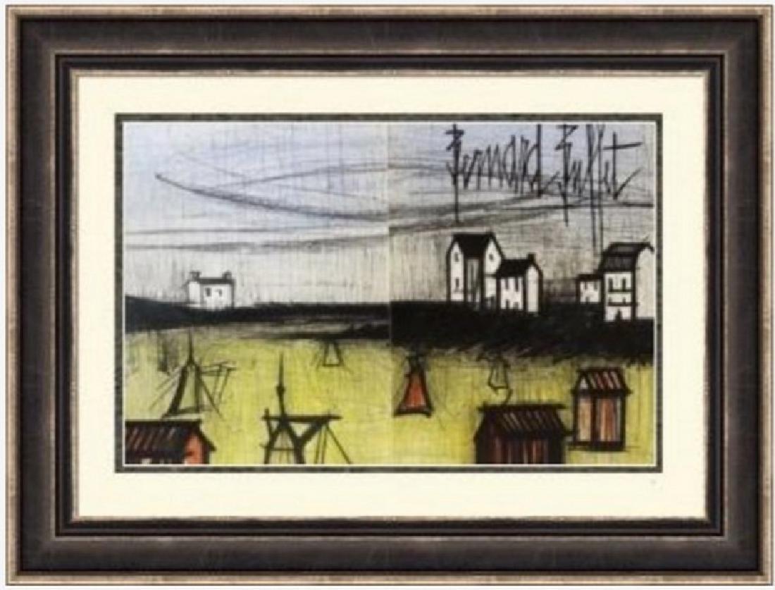 Signed Lithograph Bernard Buffet