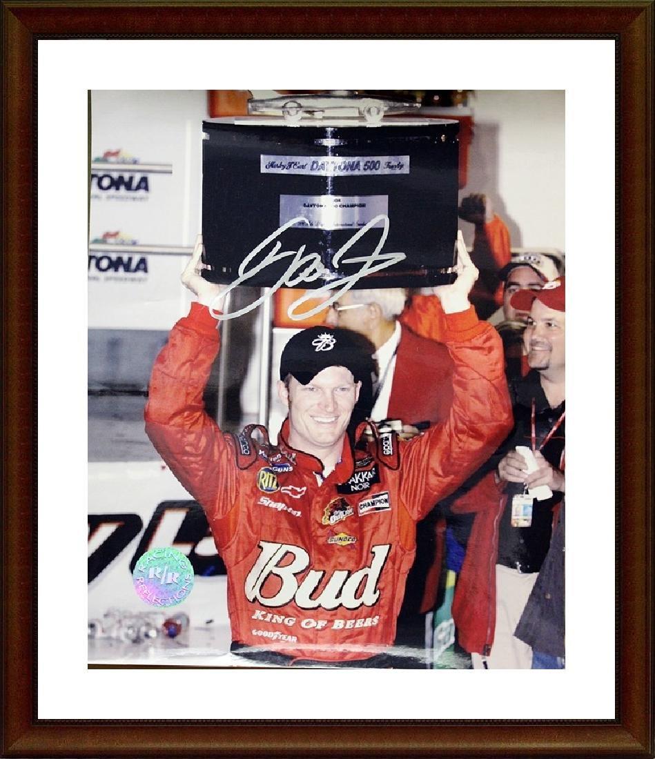Authentic Autographed Dale Earnhardt Jr