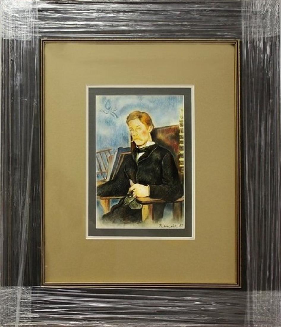 Lithograph - Pierre Auguste Renoir