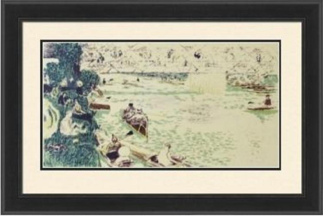 Rare Lithograph by Pierre Bonnard