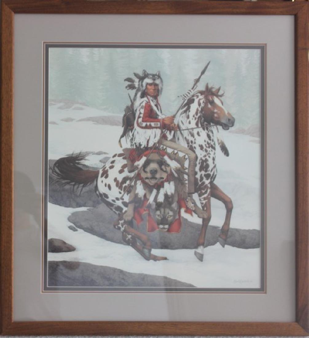 Gaurdian Spirits by Bev Doolittle
