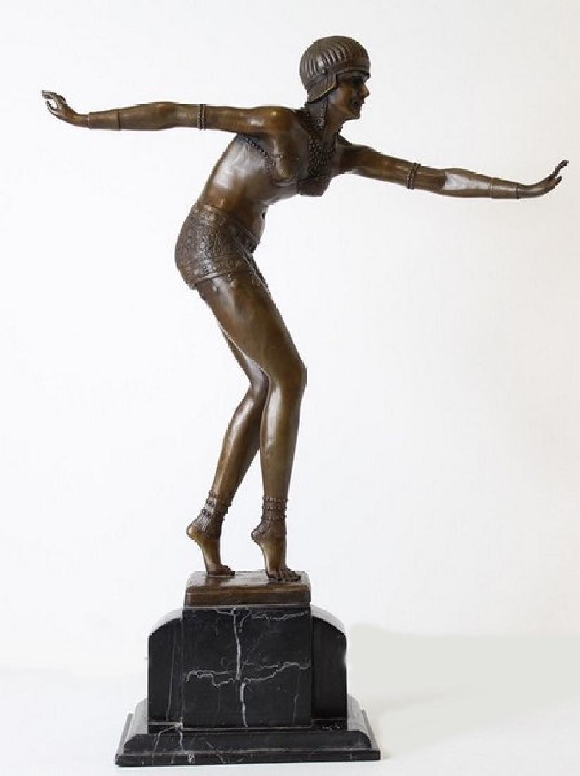 Cabaret Dancer - After D.H. Chiparus