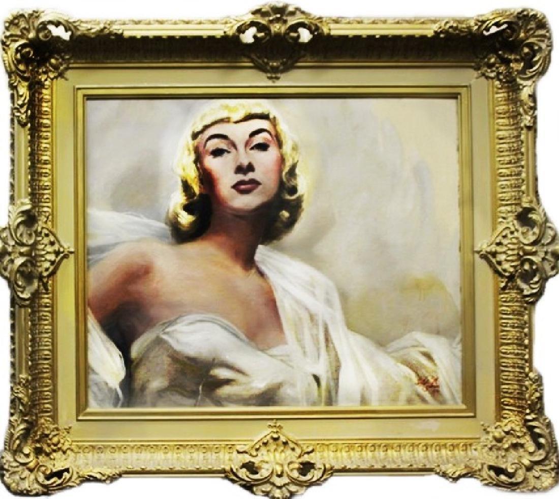 Original Painting - M. Cowan 54'