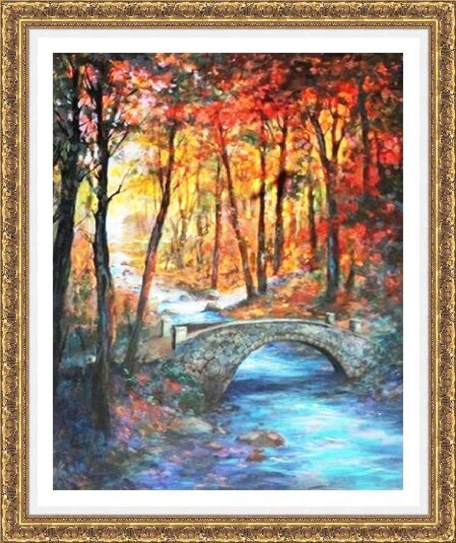 Clear Creek - Michael Schofield 40x30