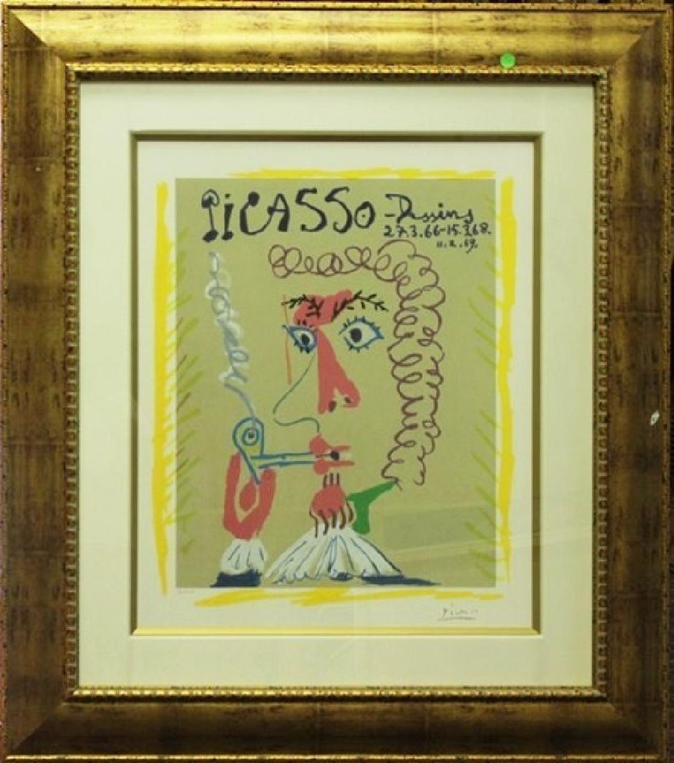 Dessins (Pour Salinas), C. 1969 - Picasso