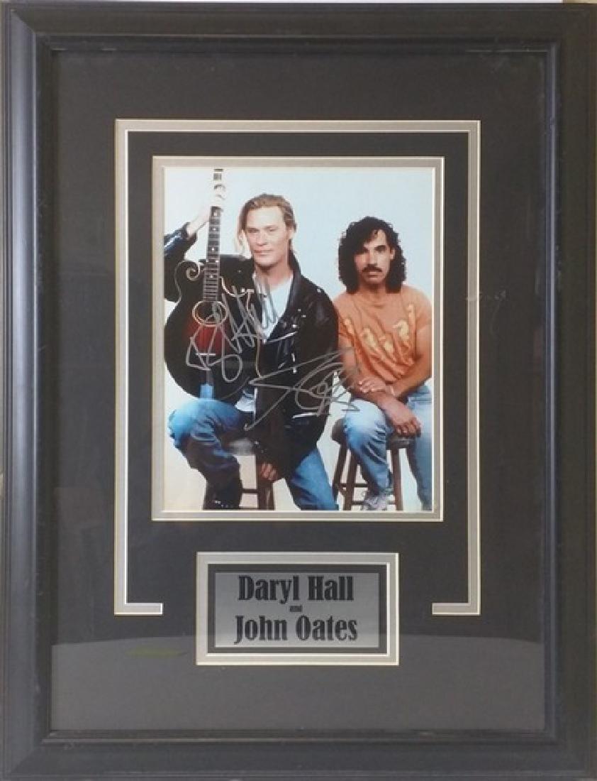 Darryl Hall & John Oates - Signed Photo