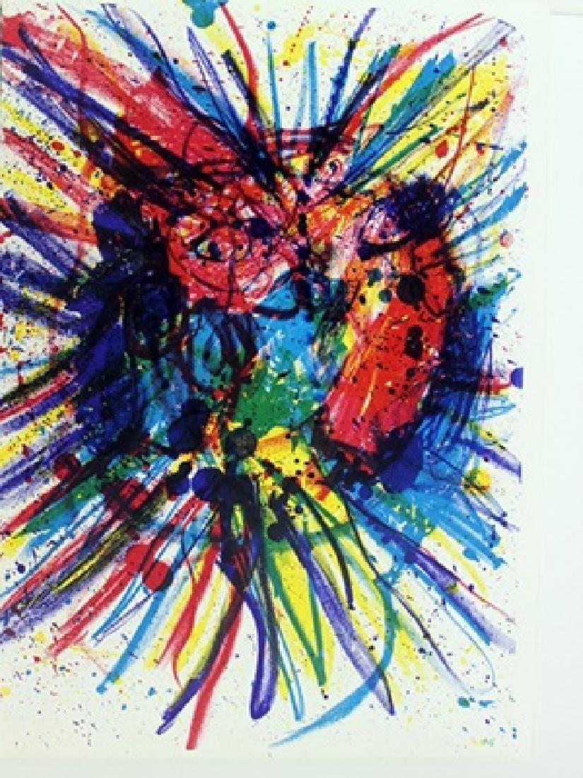 Original Lithograph Walasse Ting