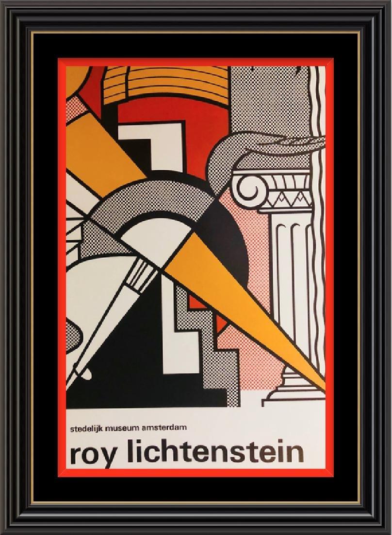 AMSTERDAM 1967 By ROY LICHTENSTEIN