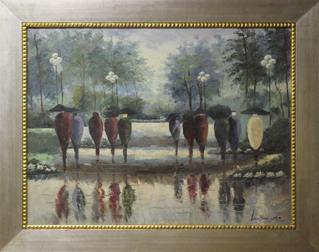 Original Oil Painting on Canvas