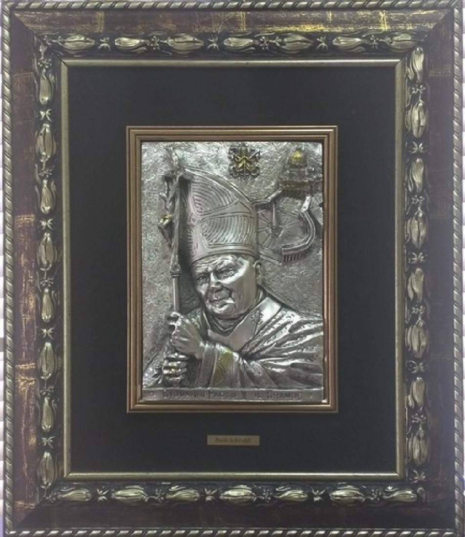 Giovanni Paolo II Grande - Sculpture