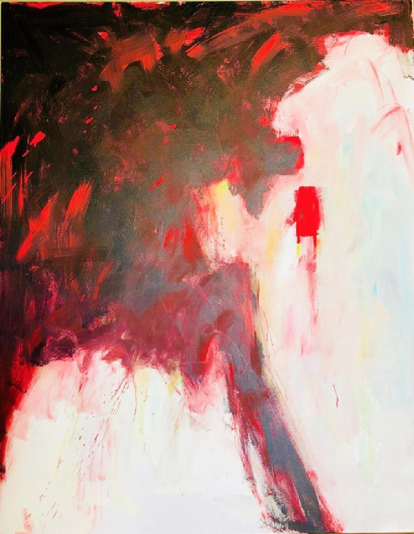 Fire Storm by Michael Schofield 50X60