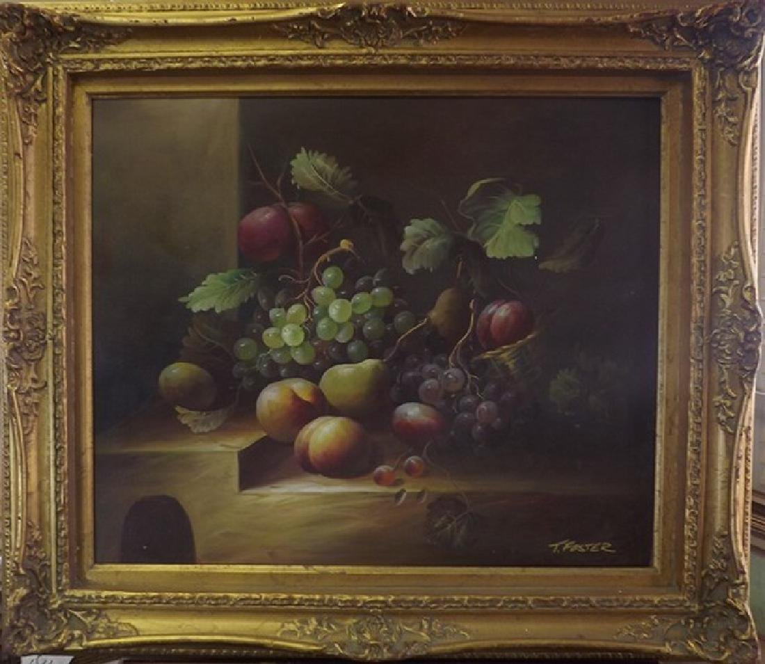 Still Life - Original by T. Foster