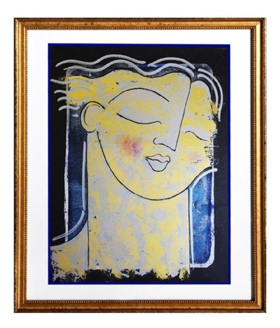 Original Acrylic by Gaylord Soli