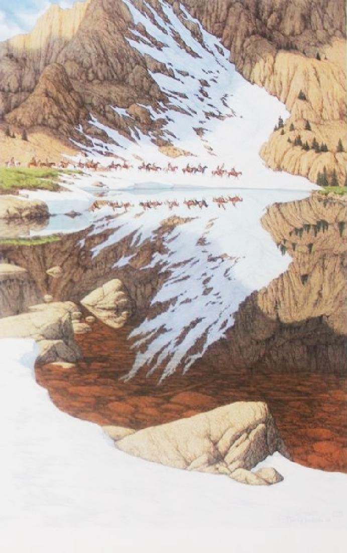Season of the Eagle by Bev Doolittle - 2