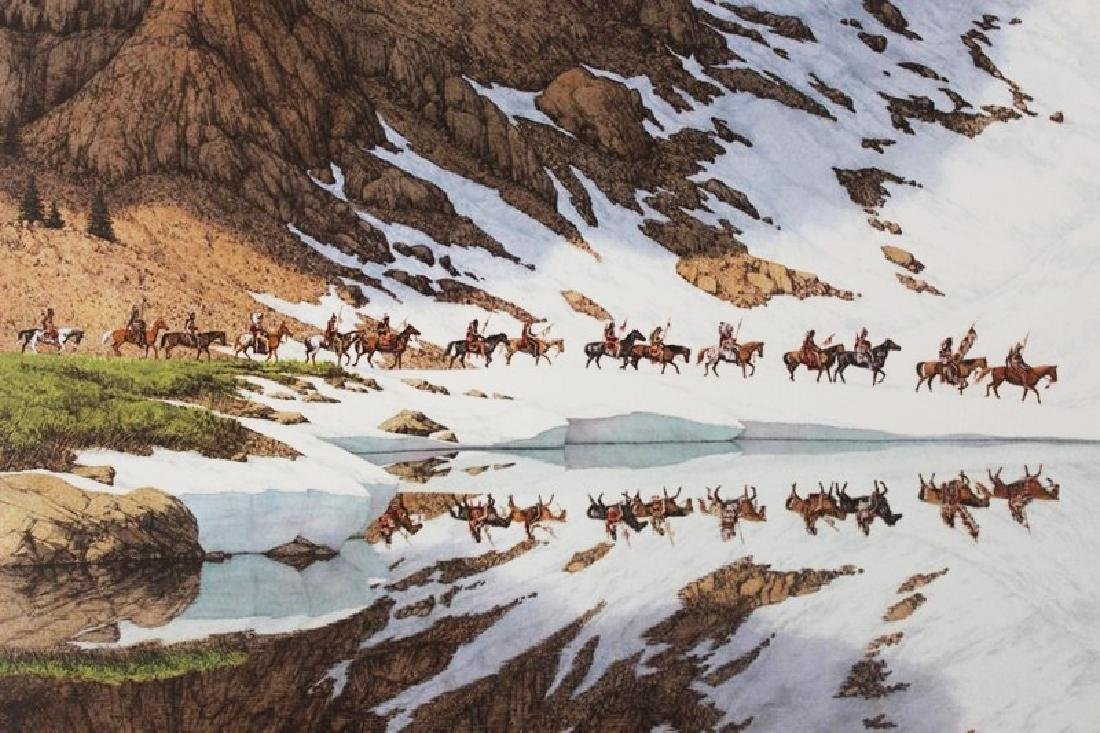 Season of the Eagle by Bev Doolittle - 3