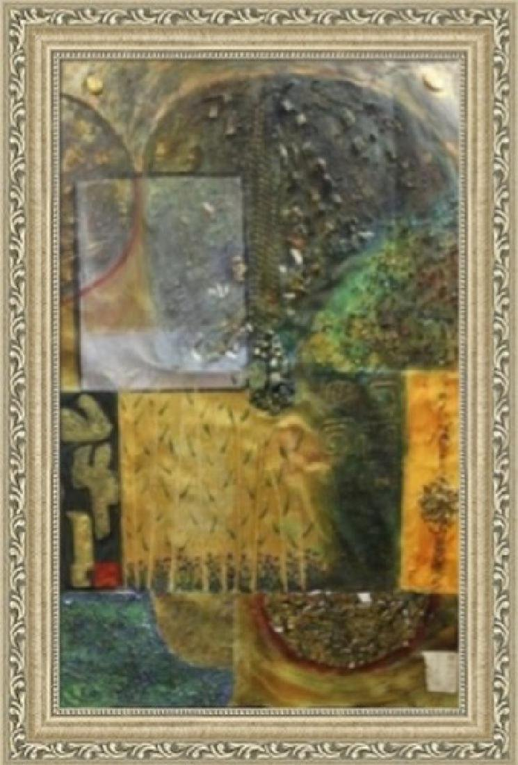 Harvest Time by Gaylord Soli 53x77