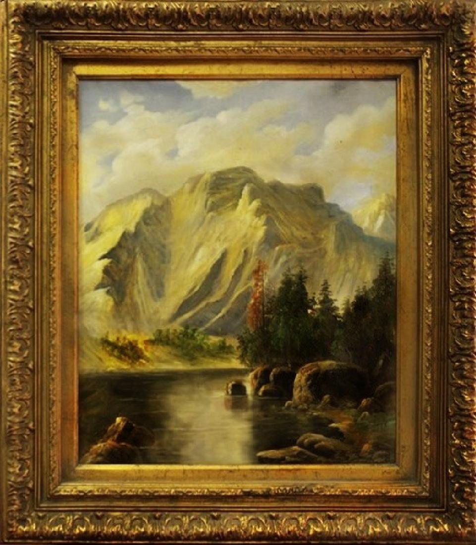 LandScape - Original Oil Painting