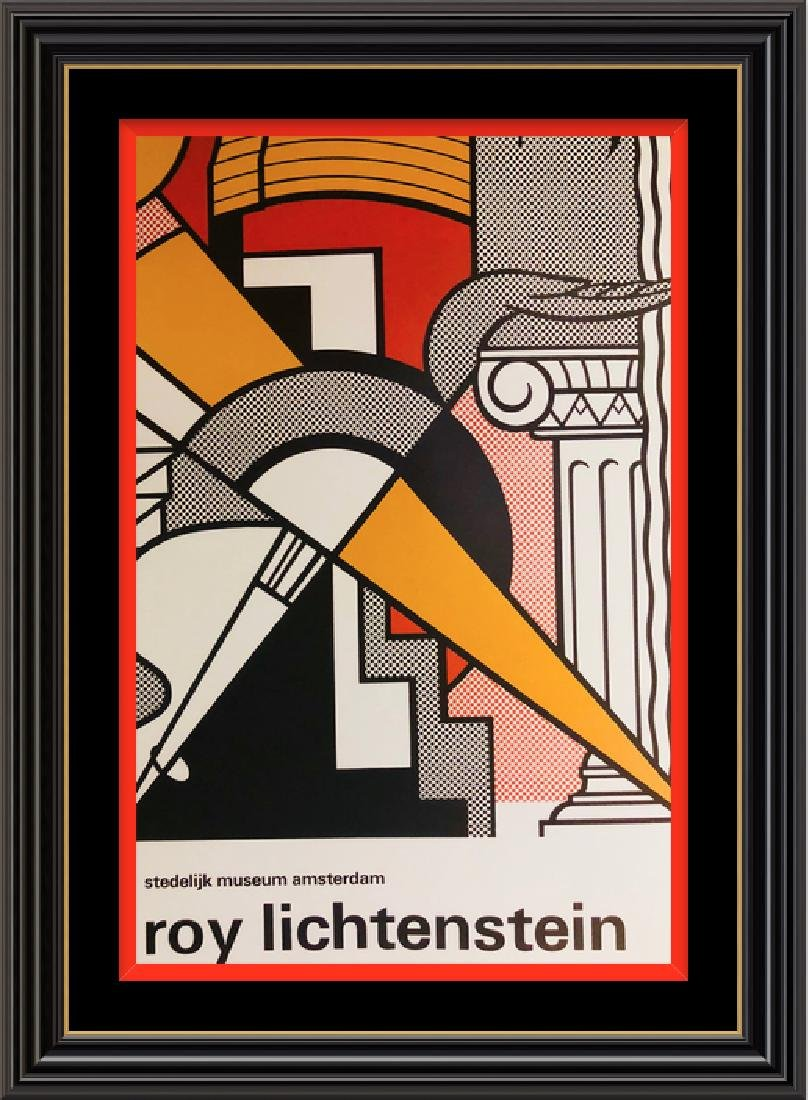 AMSTERDAM 1967 By ROY LICHTENSTEIN