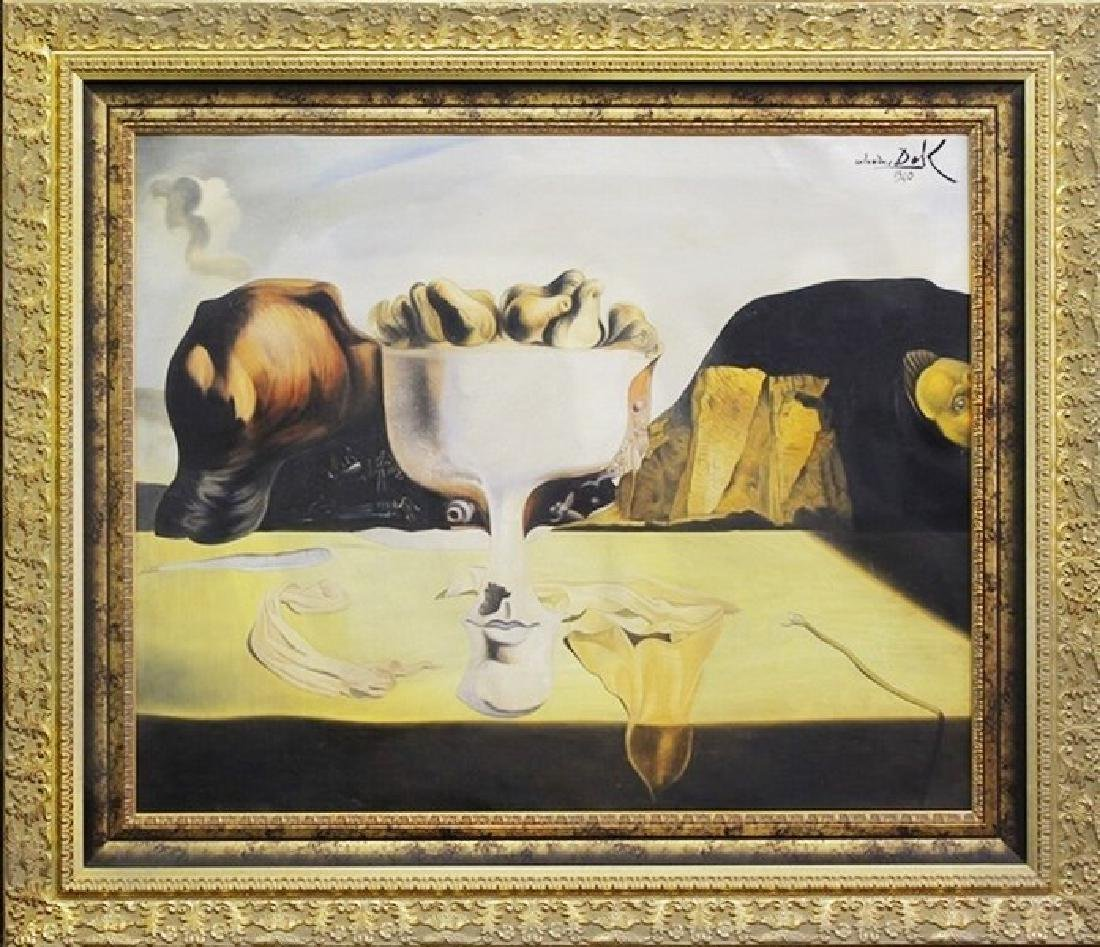 Oil Painting AFTER Salvador Dali