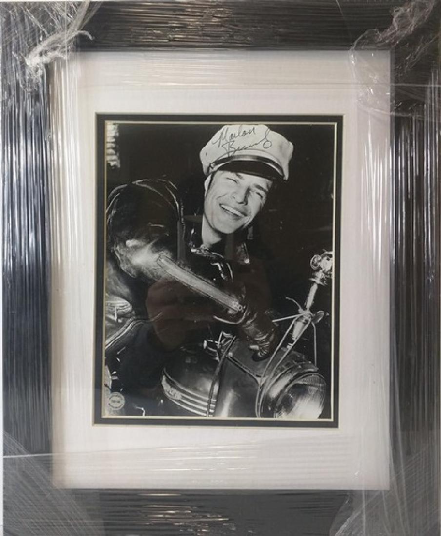 Marlon Brando - Authentic Signed Photo