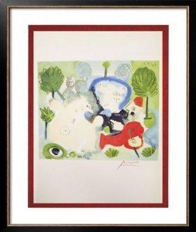 Lithograph - Pablo Picasso (1881-1973)