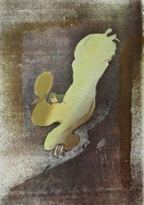 Miss Loie Fuller - Toulouse Lautrec