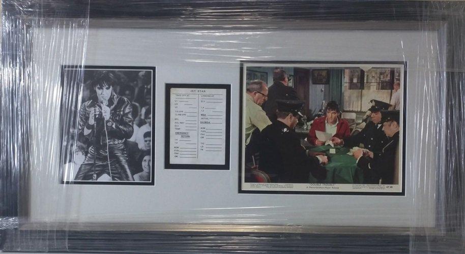 Elvis Presley - Authentic Signed Photo