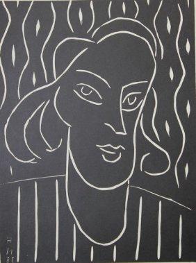 Henri Matisse - Teeny, 1938