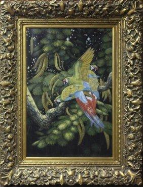 Macaws By R. Ernst
