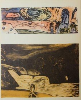 Watercolor 10 - Paul Gauguin