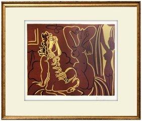 Three Woman - Pablo Picasso