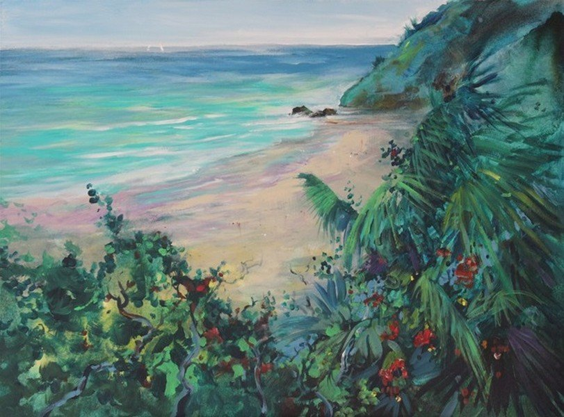 Local's Only - Michael Schofield 40X30