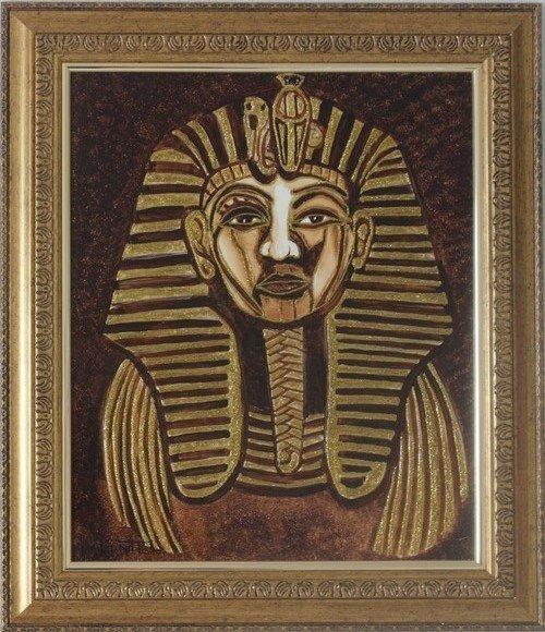 King Tut - Original by William Verdult