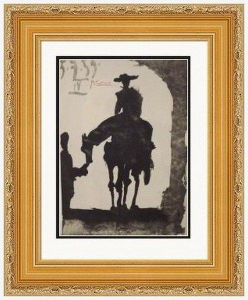 Toros y Toreros (7a) - Picasso 1959'